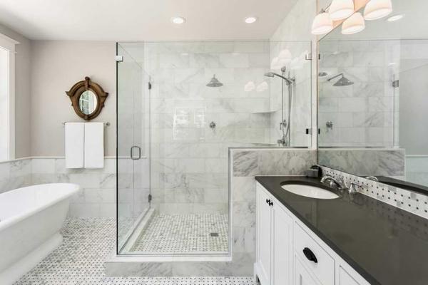 Giá cabin phòng tắm mặt bằng chung có đắt hay không?