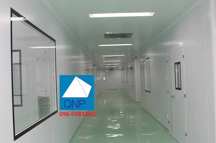 Tấm panel phòng sạch được dùng phổ biến hiện nay