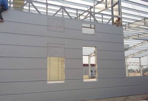 Những yêu cầu trong lựa chọn vách ngăn panel nhà xưởng Hà Nội