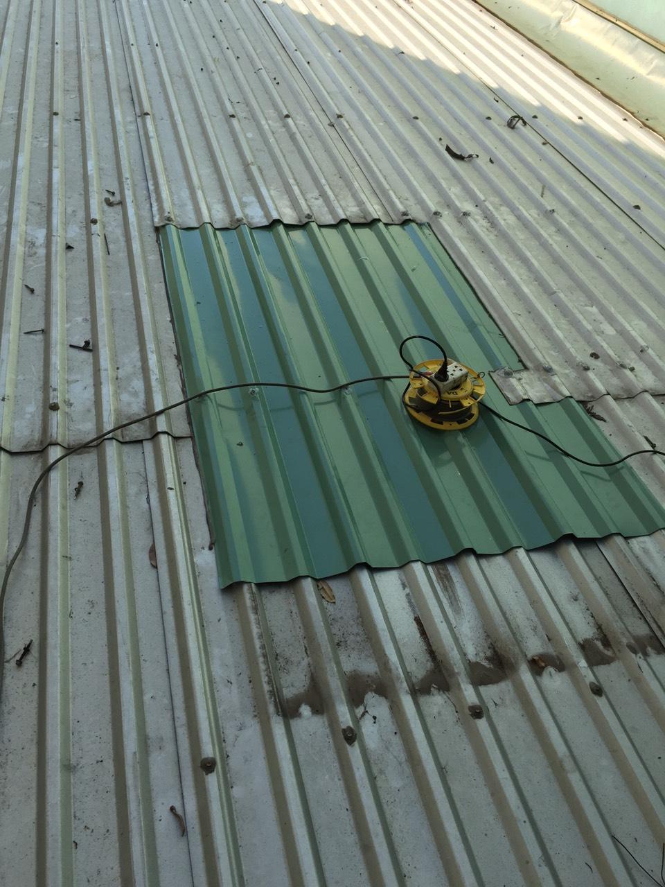 Dịch vụ chống dột mái tôn uy tín chuyên nghiệp tại Hà nội