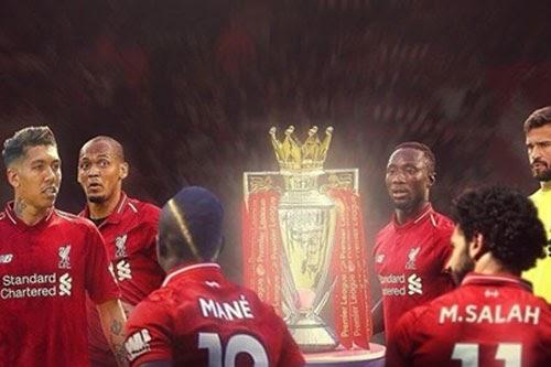 Liverpool đăng quang ngôi vô địch Ngoại hạng Anh ngay trong tuần này