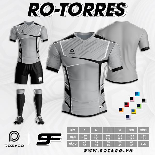 Những mẫu áo bóng đá bán chạy nhất RO-TORRES tại Thị xã Hương Thủy Tỉnh Thừa Thiên Huế